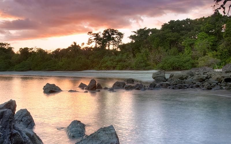 Isla Palenque - Gulf of Chiriqui, Panama