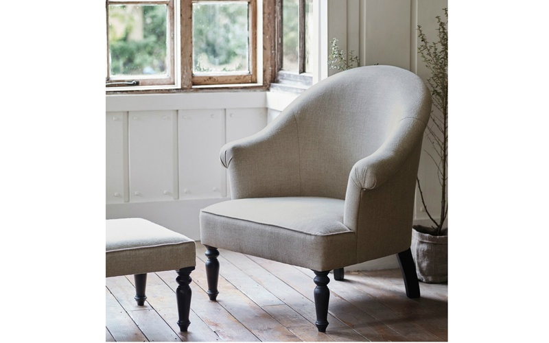CHANDON LINEN CHAIR