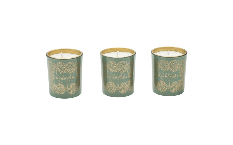 Botanical Candle - Votive Set