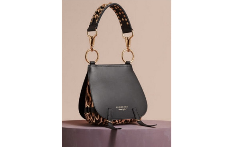 THE BRIDLE BAG IN LEATHER AND CALFSKIN