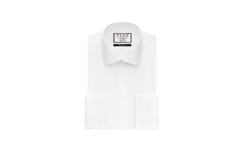 Winston Classic Fit Button Cuff Shirt