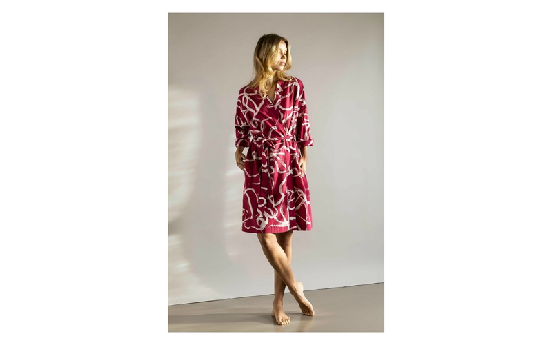 Malabar Short Robe