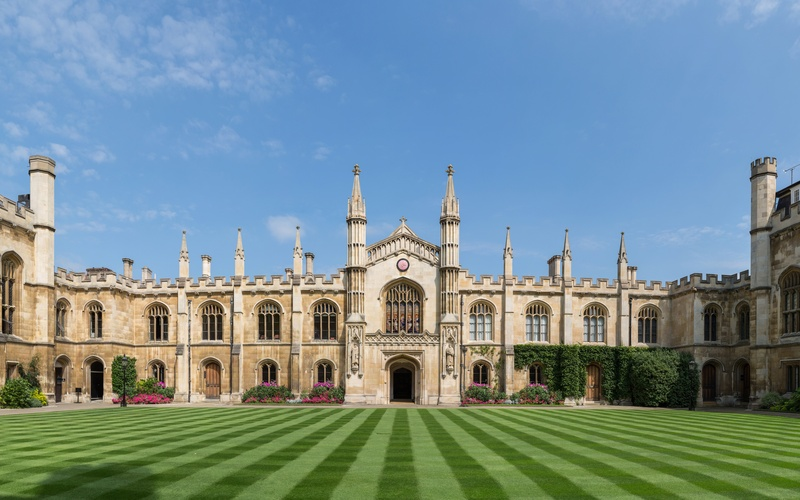 University of Cambridge - Sustainable luxury