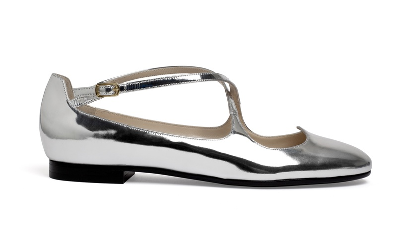 LOVER FLATS SILVER
