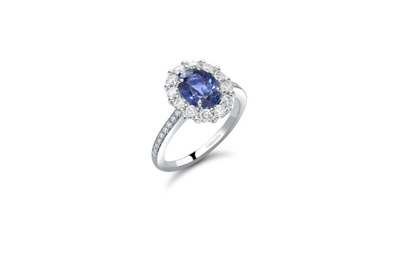 Garrard 1735 Ring