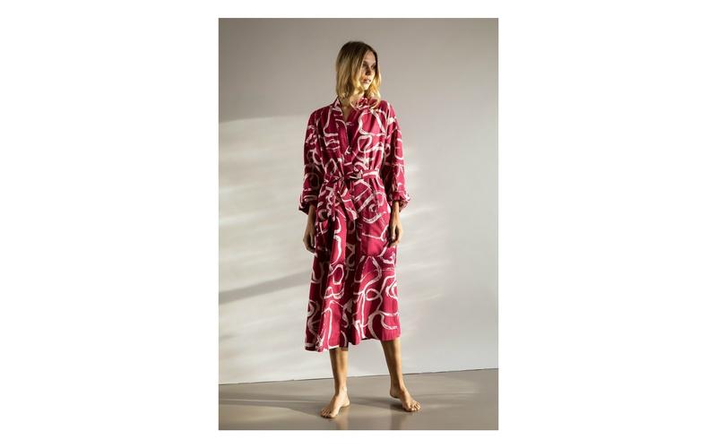 Malabar Long Robe