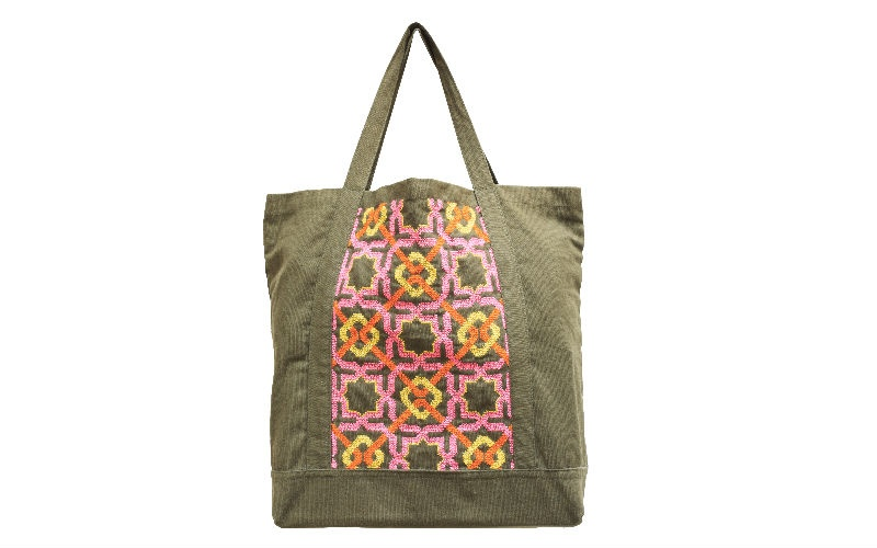 ALHAMBRA CANVAS BAG SUN