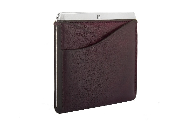 No. 25 Cardholder - Port