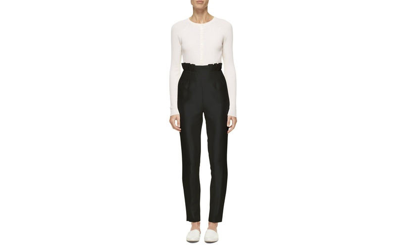 MARGARETE PAPER BAG PANT