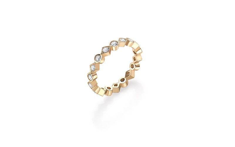 TwentyFour Stacking Ring