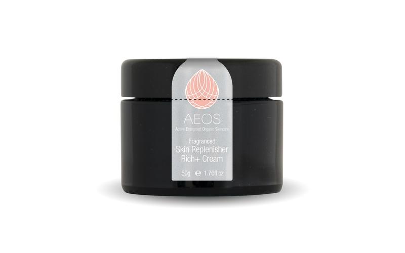 Fragranced skin replenisher cream