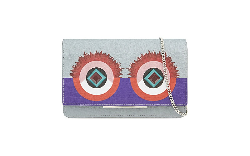 Monster continental wallet