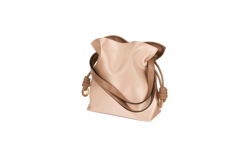 Flamenco Knot Small Bag Sand