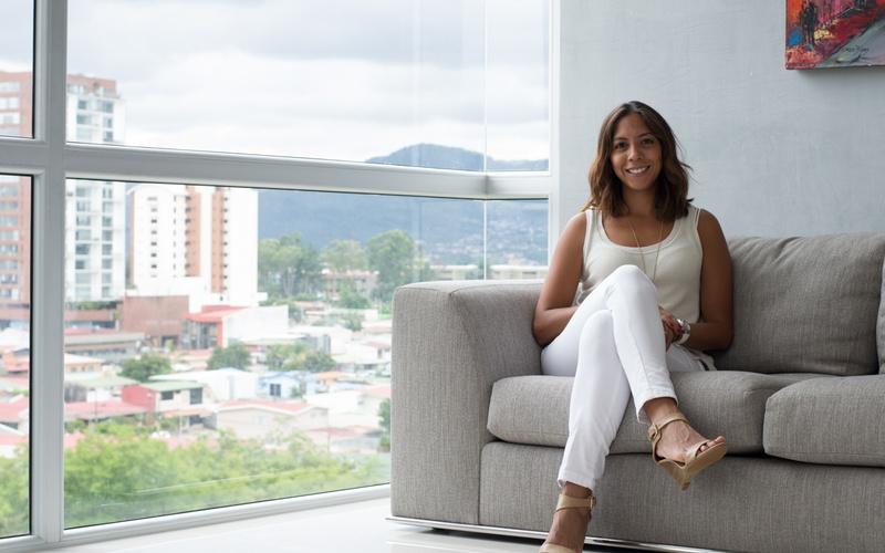 Positive Luxury meets…<br>Clari Vega
