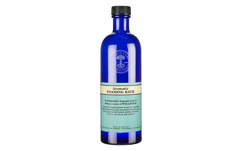 AROMATIC FOAMING BATH