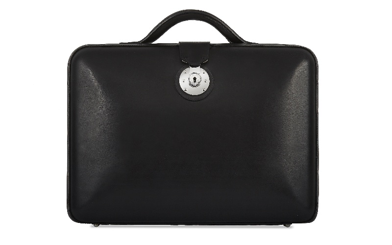 No. 25 Briefcase - Black