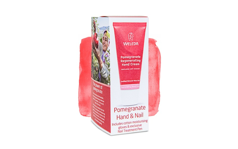 Pomegranate Hand & Nail Kit