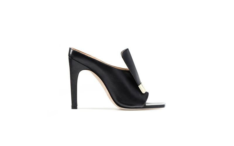 SR1 Black Heel