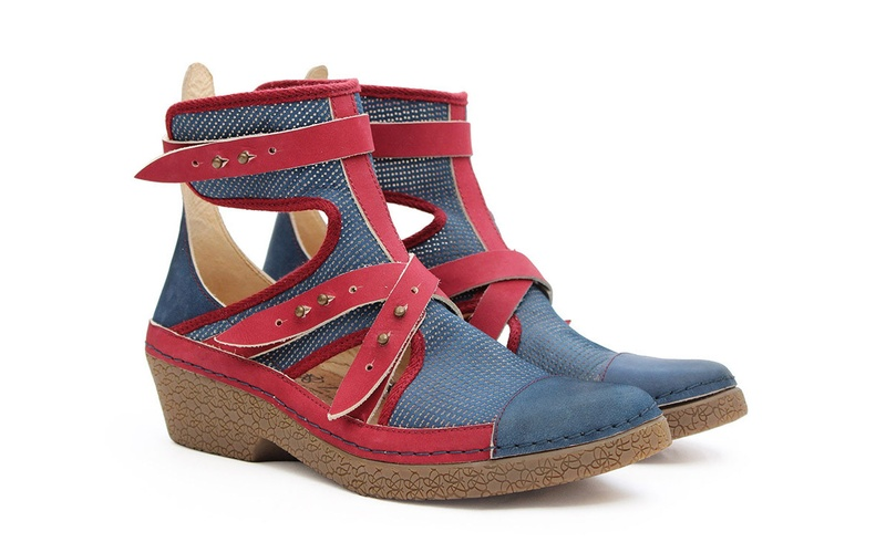 TARA 2 BLUE RED