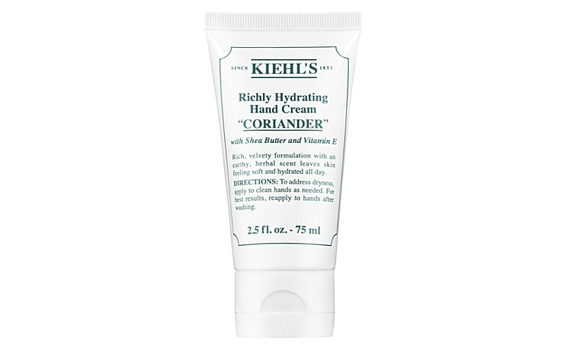 Coriander Richly Hydrating Hand Cream 75ml