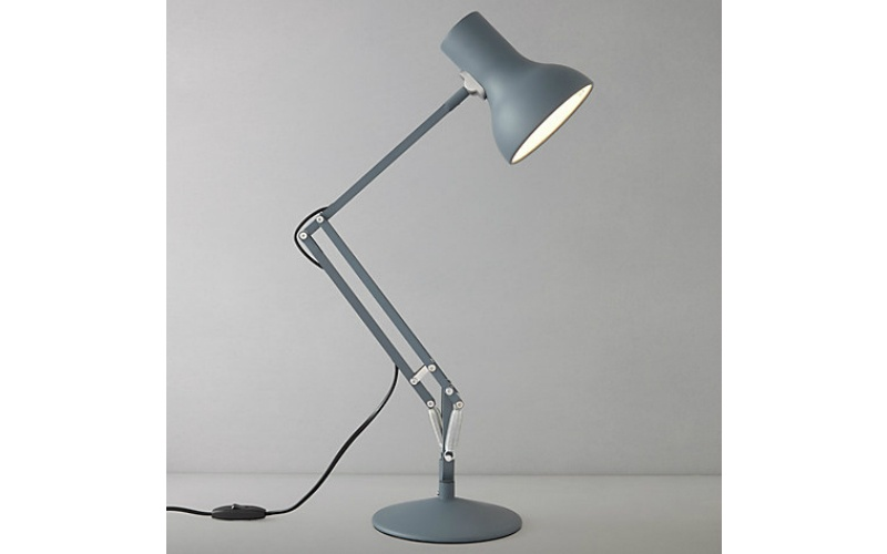 TYPE 75 MINI DESK LAMP IN SLATE GREY