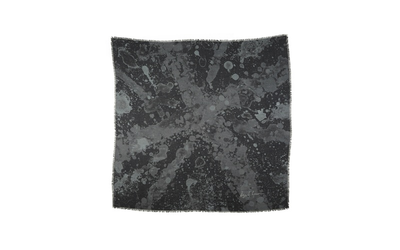 'Anarchy' Cashmere and Modal Scarf