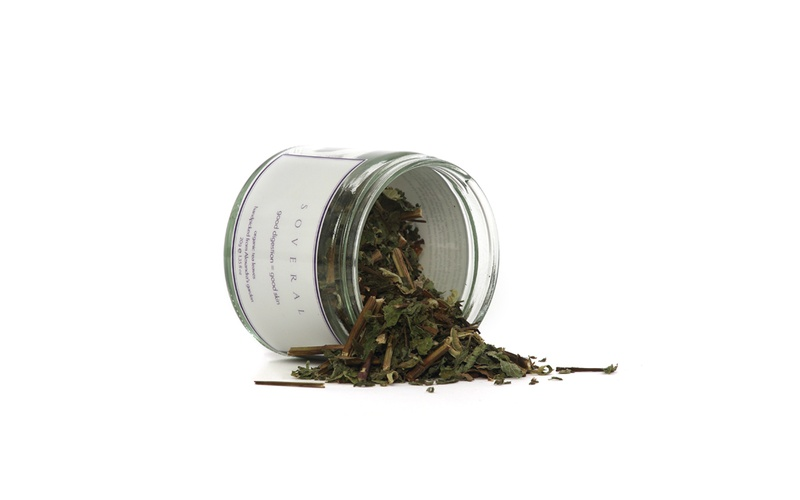 Organic Tea Leaves - 20g Jar