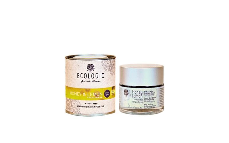 Honey and Lemon Facial Scrub (1.69 fl.oz / 50ml)