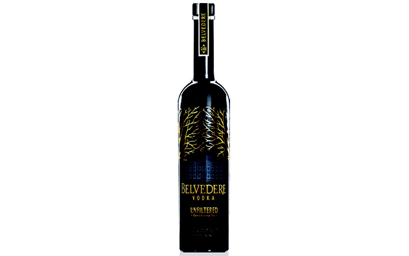 Belvedere Vodka Unfiltered