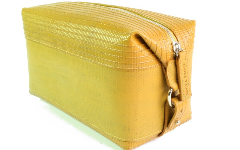 Yellow Washbag