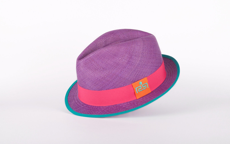 Purple Tang Hat