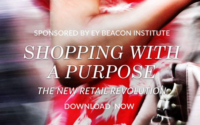 2016 Retail Report : Shopping with a Purpose