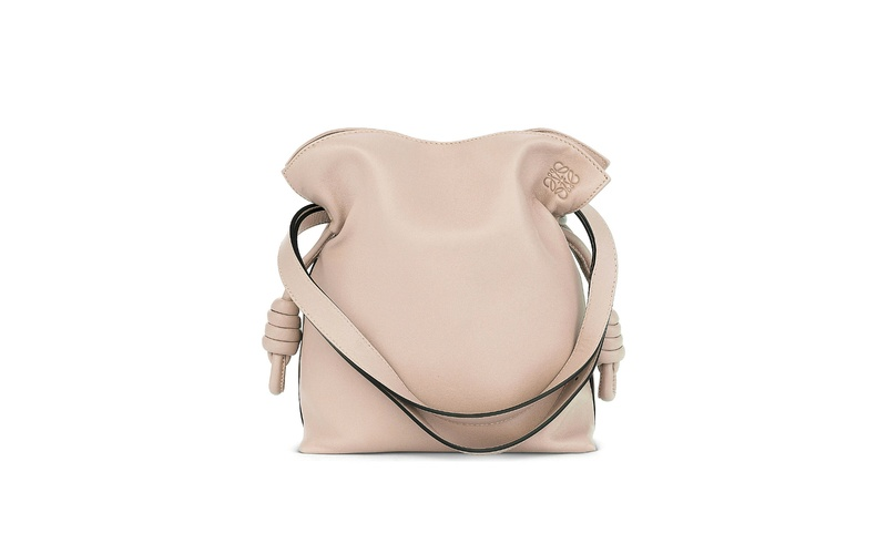 Flamenco Knot Small Bag Ash