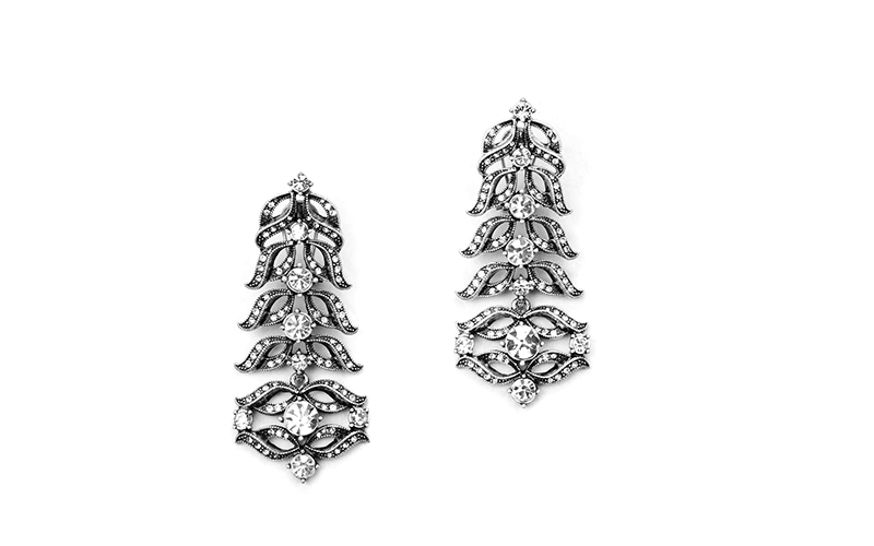 *NEW* ROCOCO STATEMENT EARRING