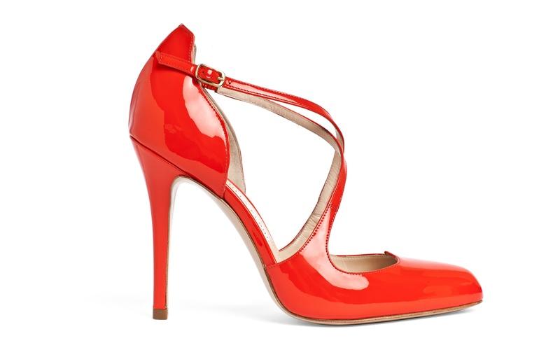 LOVER HEELS RED