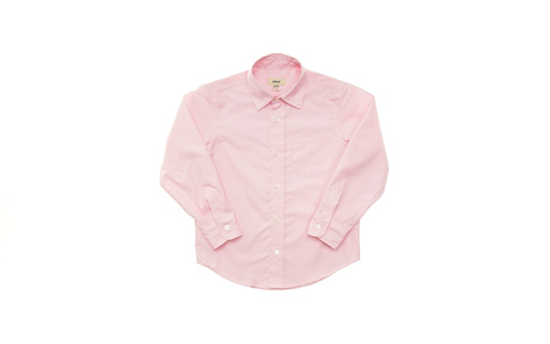 Orchid Gingham Shirt