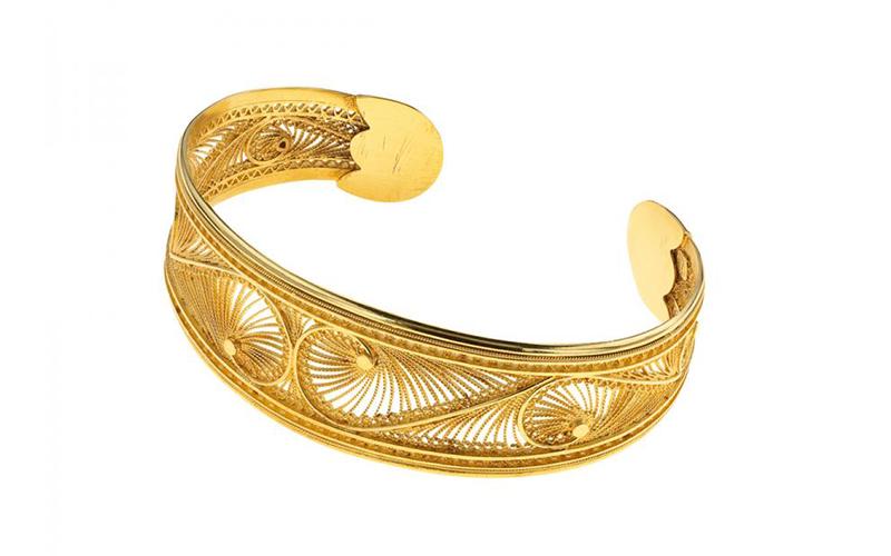 Gold Fenicio Bracelet