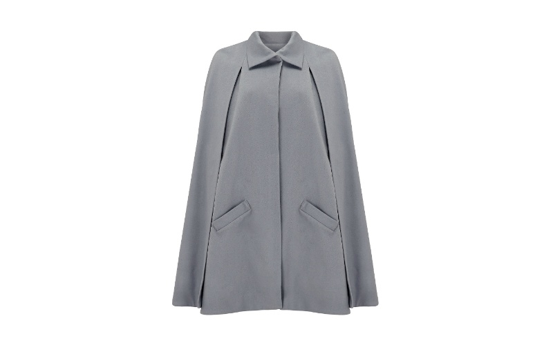 Iris Hainsworth Wool Cape