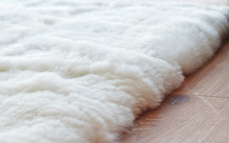 Hua Alpaca Luxury Fur Rugs