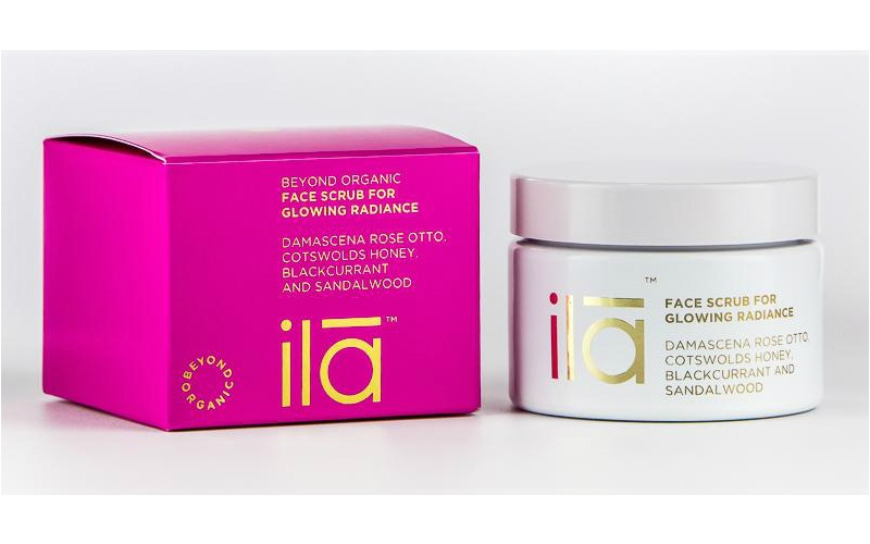 Face Scrub for Glowing Radiance