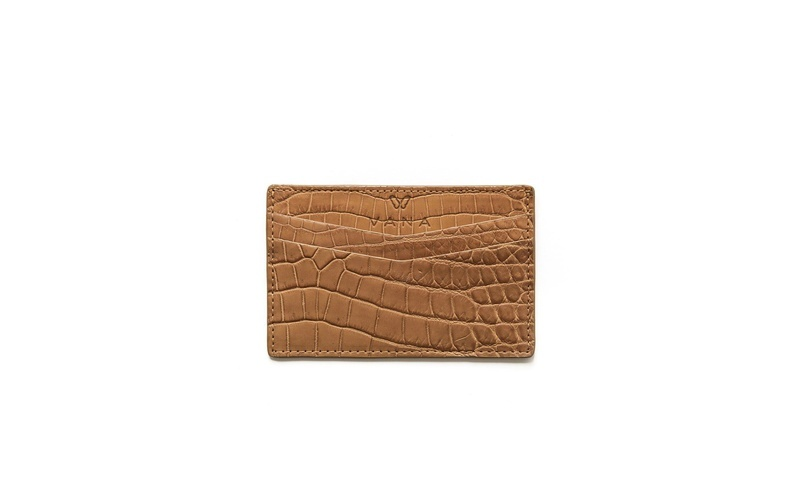Peanut Croc Card Holder