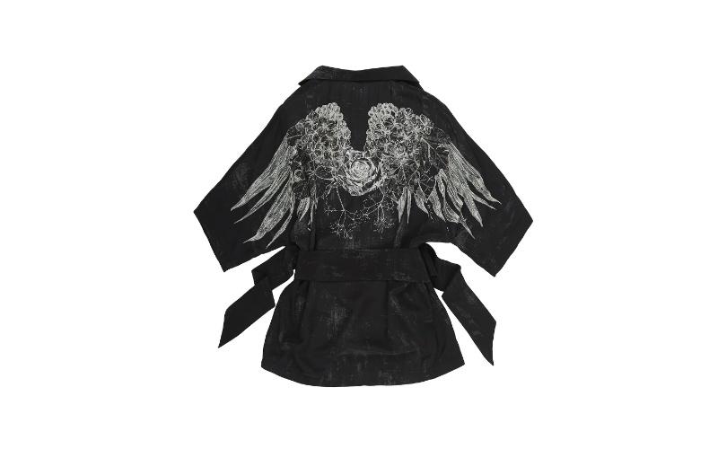 Wings Kimono