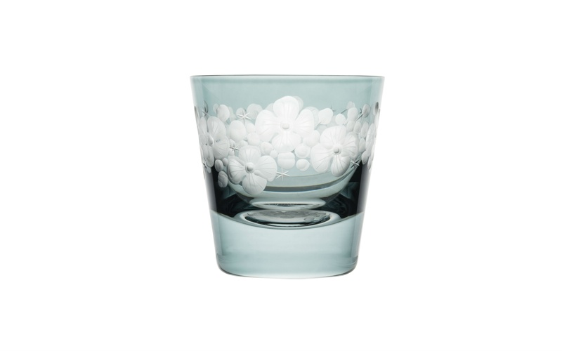 Tallulah Tipple Glass - Grey