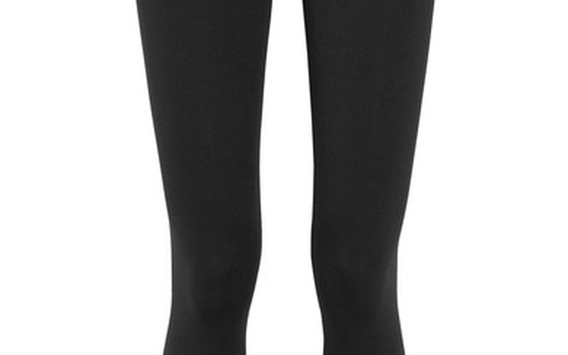 OCTAVIA STRETCH-JERSEY LEGGINGS