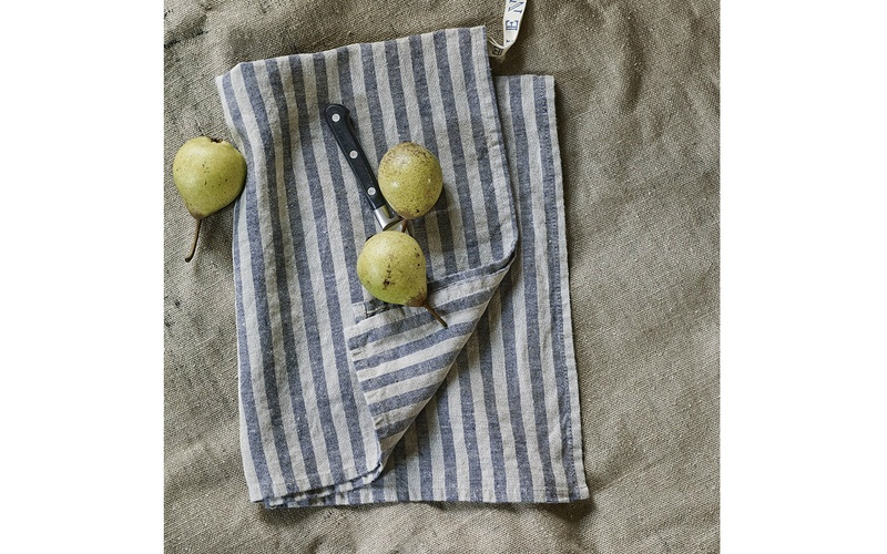 CHAMBRAY TEA TOWEL