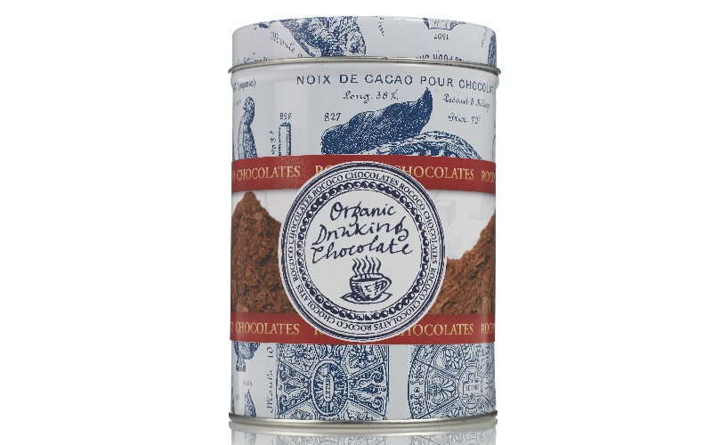 Organic Drinking Chocolate Gift Tin
