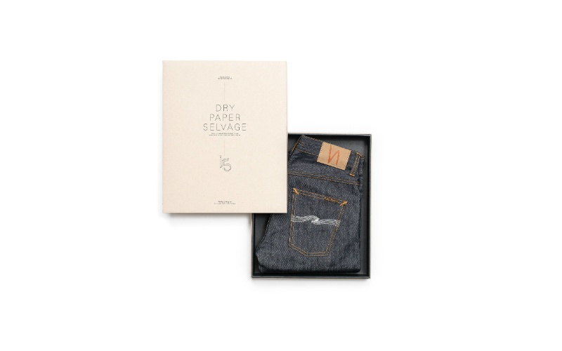 Lean dean Dry Paper Selvage Jean