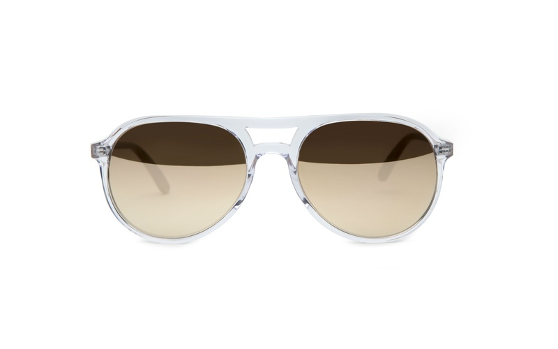 Explorer Sunglasses - Crystal