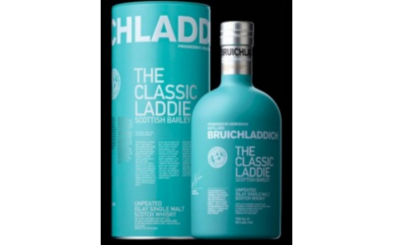 THE CLASSIC LADDIE SCOTTISH BARLEY