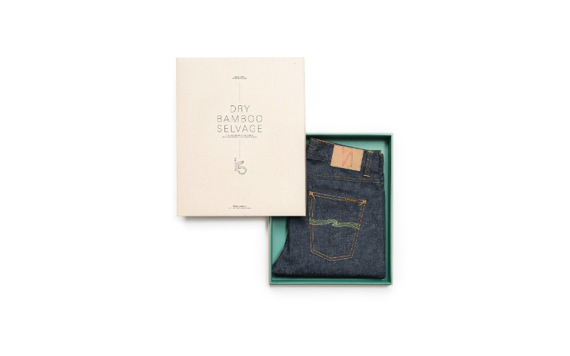 Grim Trim Bamboo Selvage Jean